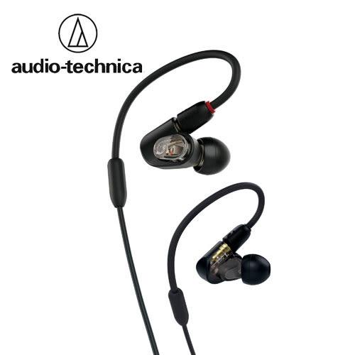 【敦煌樂器】Audio-Technica ATH-E50 一單體平衡電樞耳塞式耳機