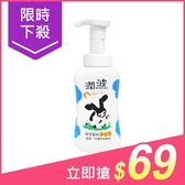 Rinpoo潤波 泡泡慕絲洗手乳(綠茶抗菌牛奶)300ml【小三美日】$119