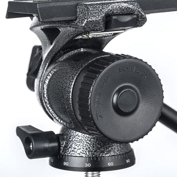 平衡器 打鳥云台專業三維全景三腳架云台單反相機平衡手持360旋轉拍n攝影攝 JD【美物居家館】