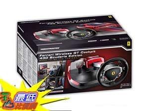 [美國代購] PS3/PC  GT5支援頂級賽車方向盤組 $19981