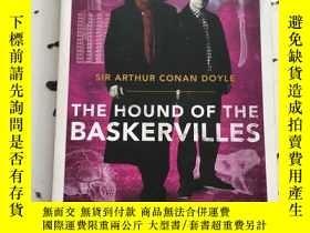 二手書博民逛書店Sherlock:The罕見Hound of the Baskervilles (巴斯克維爾的獵犬)Y2347