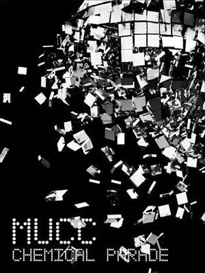 MUCC Chemical Parade 演唱會實況附全紀錄 DVD   (購潮8)