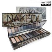 Urban Decay Naked Smoky 新款煙燻妝色系眼影盤 12色 - WBK SHOP
