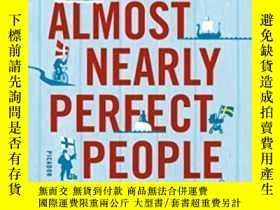 二手書博民逛書店The罕見Almost Nearly Perfect PeopleY307751 Michael Booth