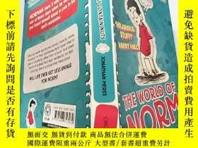 二手書博民逛書店The罕見World of Norm May Contain Nuts: 規範的世界 可能含有 堅果.Y200