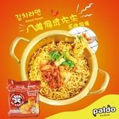韓國 plado 八道 手作泡菜湯麵 115g*4包【櫻桃飾品】【31475】