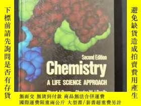 二手書博民逛書店Chemistry罕見Second EditionY258675 ShuartJ.Baum