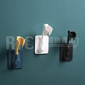 多功能萬向調節花灑支架 浴室免打孔無痕粘貼淋浴通用花灑噴頭底座