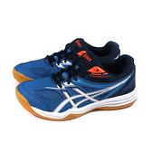 亞瑟士 ASICS COURT BREAK 2 運動鞋 羽球鞋 深藍色 男鞋 1073A013-402 no508