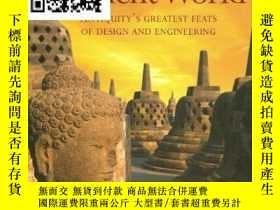 二手書博民逛書店Justin罕見Pollard著《古代世界的奇蹟》大量藝術圖,2