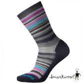 Smartwool 女 木星條紋中長襪『藍/紫』SW0SW599 美國製|保暖襪|登山襪|運動襪