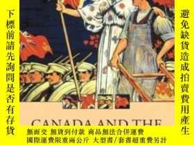 二手書博民逛書店Canada罕見And The British Empire (