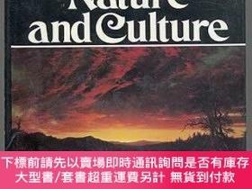 二手書博民逛書店Nature罕見and Culture: American Landscape and Painting, 182