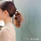 香蕉夾大號香蕉夾豎夾韓國簡約防滑馬尾發夾發飾氣質發卡後腦勺夾子頭飾 麥吉良品