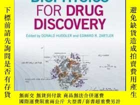 二手書博民逛書店Applied罕見Biophysics for Drug DiscoveryY410016 Donald Hu