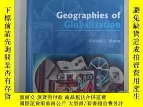 二手書博民逛書店Routledge罕見human geography serie