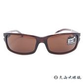 MONTBLANC 萬寶龍眼鏡 MB94S K85 (酒紅) 運動太陽眼鏡 久必大眼鏡