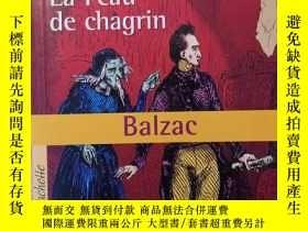 二手書博民逛書店La罕見peau de chagrin bibliolyceeY