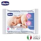 chicco-乳房護理潔膚濕巾16抽