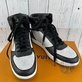 BRAND楓月 LOUIS VUITTON LV 1A44VQ RIVOLI 三色 原花 高筒 運動鞋 美規#7