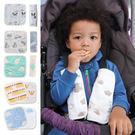 6層紗布推車安全帶保護套 口水巾 嬰兒 ...