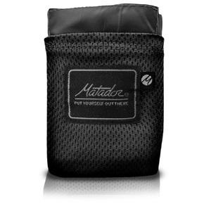Matador Pocket Blanket 口袋型野餐墊黑色