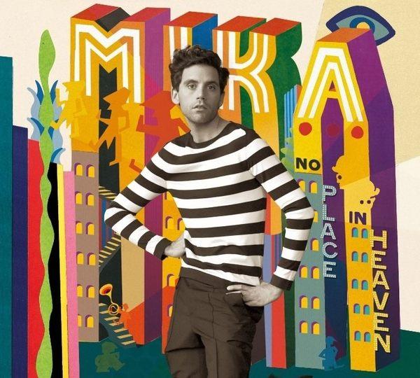 米卡  天堂滿載 玩樂升級盤  CD  Mika   No Place In Heaven (購