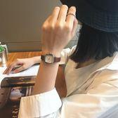 手錶 日系chic文藝女生考試手錶清新原宿學院風小方表森系百搭女腕表 小宅女大購物