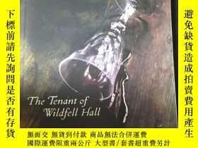 二手書博民逛書店The罕見tenant of wildfell hallY272