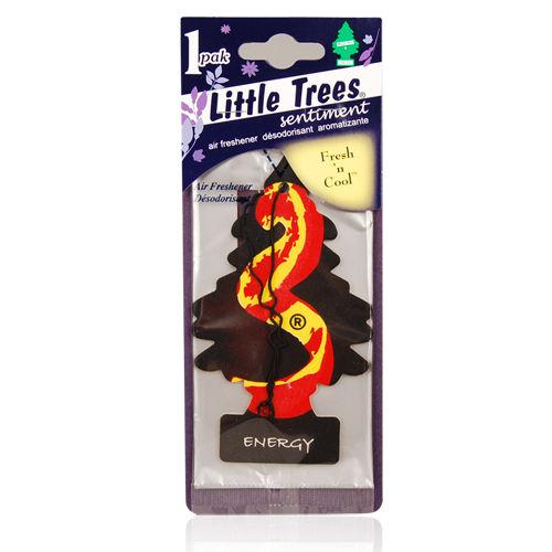 LITTLE TREES 美國小樹香片-活力十足Sentiment-Energy(10g)【美麗購】