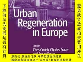 二手書博民逛書店Urban罕見Regeneration In EuropeY255562 Couch; Couch, Chri