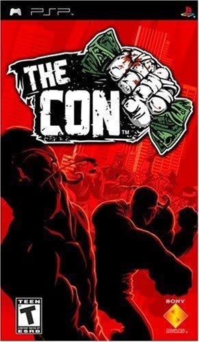 PSP The Con 武器(美版代購)