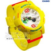Baby-G BGA-180-9B 霓虹 電子錶 日期 計時碼表 潮汐月相 女錶 學生錶 螢光黃 BGA-180-9BDR CASIO卡西歐