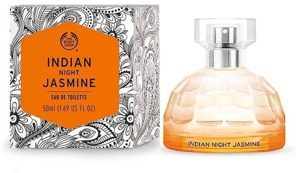 The Body Shop 印度夜茉莉淡雅香水 1.69 oz 50ML 2016年03製造【彤彤小舖】