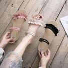 羅馬涼鞋 羅馬涼鞋女平底鞋2020年夏季ins潮仙女風小清新平跟兩穿涼拖鞋子 薇薇