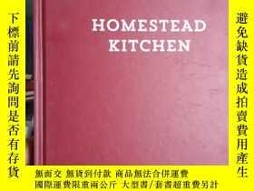 二手書博民逛書店Homestead罕見KitchenY15389 Eivin K