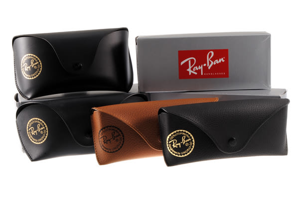 RayBan 太陽眼鏡 RB4273 6019A (黑-金) 復古飛行偏光款 # 金橘眼鏡