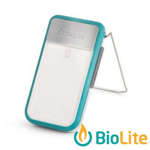 【美國BioLite】Powerlight Mini 迷你隨行燈-藍綠 Outdoor Techies 充電  自行車燈 行動電源 露營 PLB100