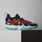 Nike Jordan Westbrook One Take PF 男鞋 黑紫 避震 包覆 藍球鞋 CJ0781-601