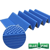 【BLUE PiNE】PE泡棉摺疊睡墊『藍』B71611 附收納袋 露營.戶外..野餐墊.郊遊.爬行墊.軟墊.防潮墊.PE