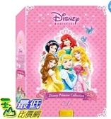 [COSCO代購] W107757 DVD - 迪士尼公主典藏套裝