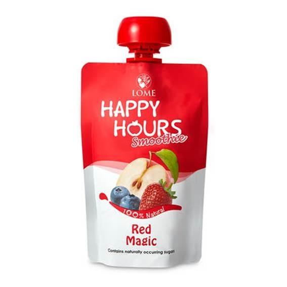 Happy Hours 金貝親 生機纖果飲(蘋果/藍莓/草莓) (單包)【杏一】