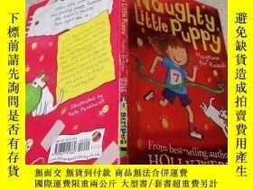 二手書博民逛書店my罕見naughty little puppy我淘氣的小狗,Y200392