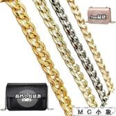 MG 鍊條-mm扁鍊包鍊條配件不褪色金屬鍊條