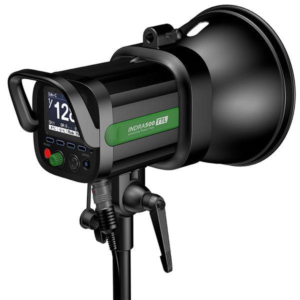 ◎相機專家◎ 送Odin發射器 Phottix Indra500 TTL 單燈組 附鋰電 棚燈 外拍燈 群光公司貨