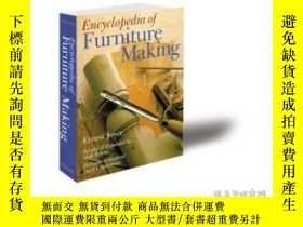 二手書博民逛書店Encyclopedia罕見Of Furniture MakingY255562 Ernest Joyce S