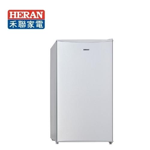 *2級效能超省電*【禾聯家電】92L 單門小冰箱《HRE-1013》全新原廠保固