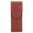 BURBERRY年度限量戰馬LOGO皮革萬用筆套(咖啡色)086066-2