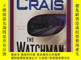 二手書博民逛書店英文原版罕見The Watchman by Robert Cra