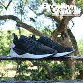 Adidas Questar cc 白底 黑粉 慢跑 女  2018/7月 (布魯克林) DB1306
